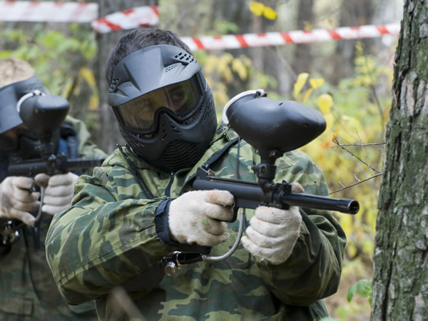 Paintball Inverness - Munlochy, Ross-Shire