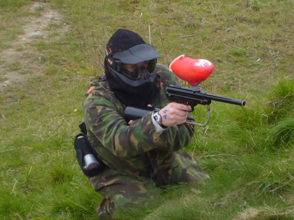 Paintball Maidstone - Sittingbourne, Kent