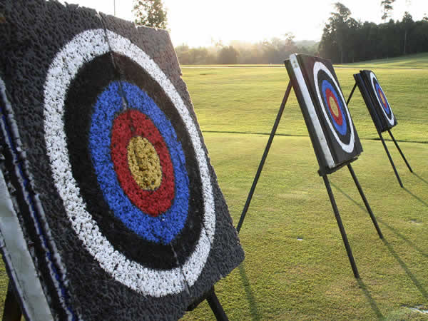 Archery Yeaveley, Derbyshire, Derbyshire