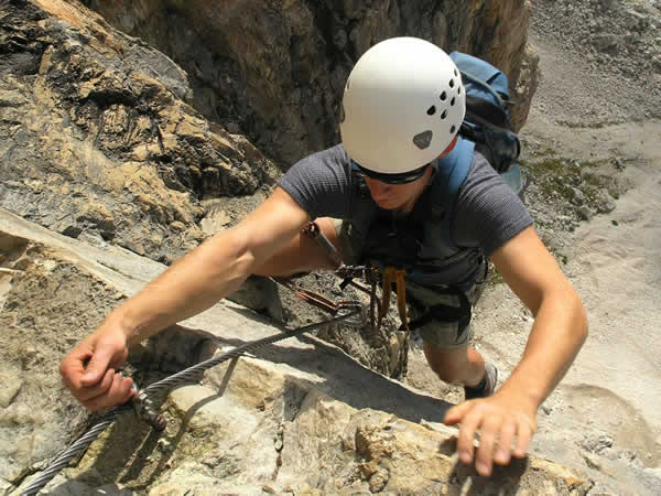 Rock Climbing Holyhead, Anglesey , Conwy